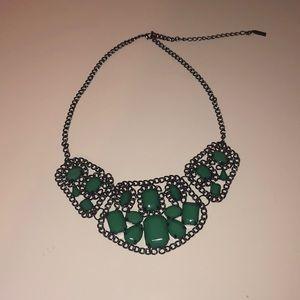 Bauble Bar Collar Necklace